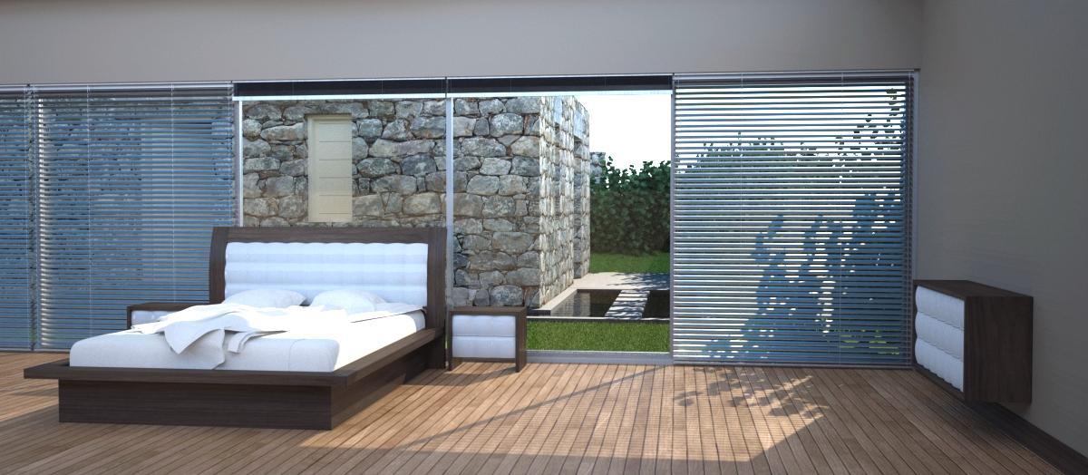 chambre a coucher design 2012