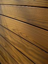 Mouldings - Profiled Timber - thermo treated yellow pine cladding