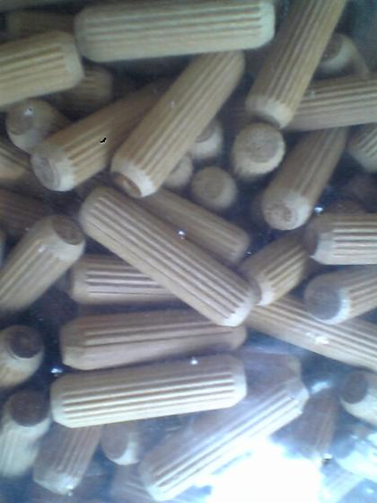wood dowels