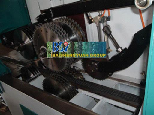 Saws, Circular saw (Double and multi blade saws), Shandong Baishengyuan Group Co.