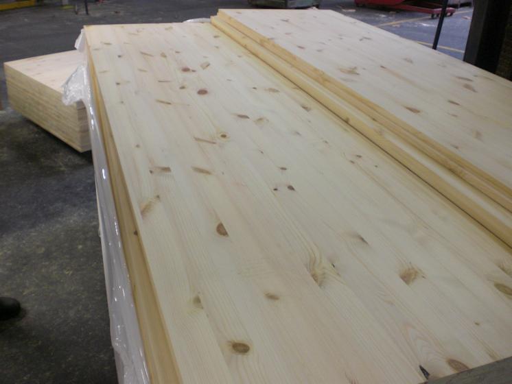 Edge Glued Panels, Spruce and Pine