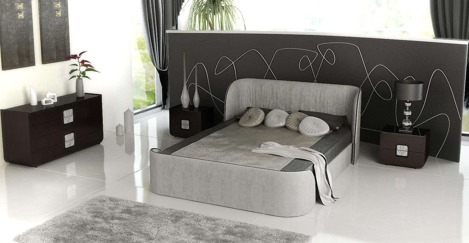 Arredamento camera da letto design 1 0 1000 0 pezzi for Arredamento letto