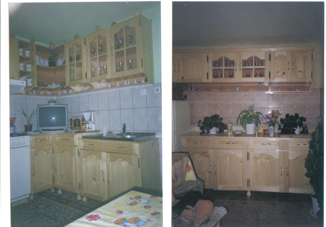 Armoires de cuisine rustique campagne 2 0 3 0 pi ces - Armoire de cuisine rustique ...