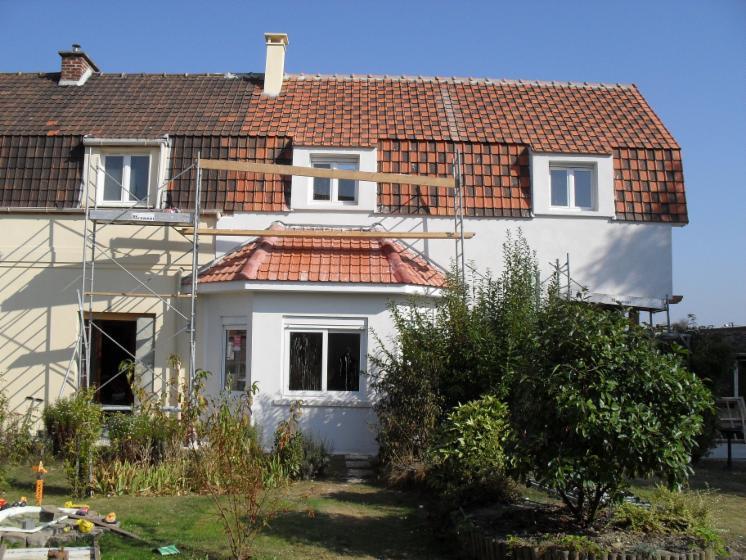 Conception et construction de maisons a ossature bois for Conception maison bois