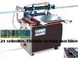 Bench & Column Type Boring - Panel board boring machines