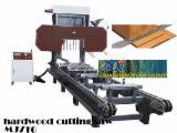 Hardwood log horizontal cutting saw MJ710