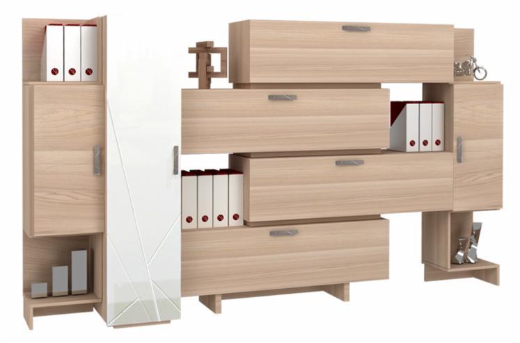 vend ensemble de meubles pour bureau design autres. Black Bedroom Furniture Sets. Home Design Ideas