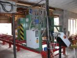 Machines À Bois Scie À Ruban À Grume Horizontale - Scie à Ruban à Grume Horizontale MEBOR Occasion 2007 HTZ 1000 en Slovénie