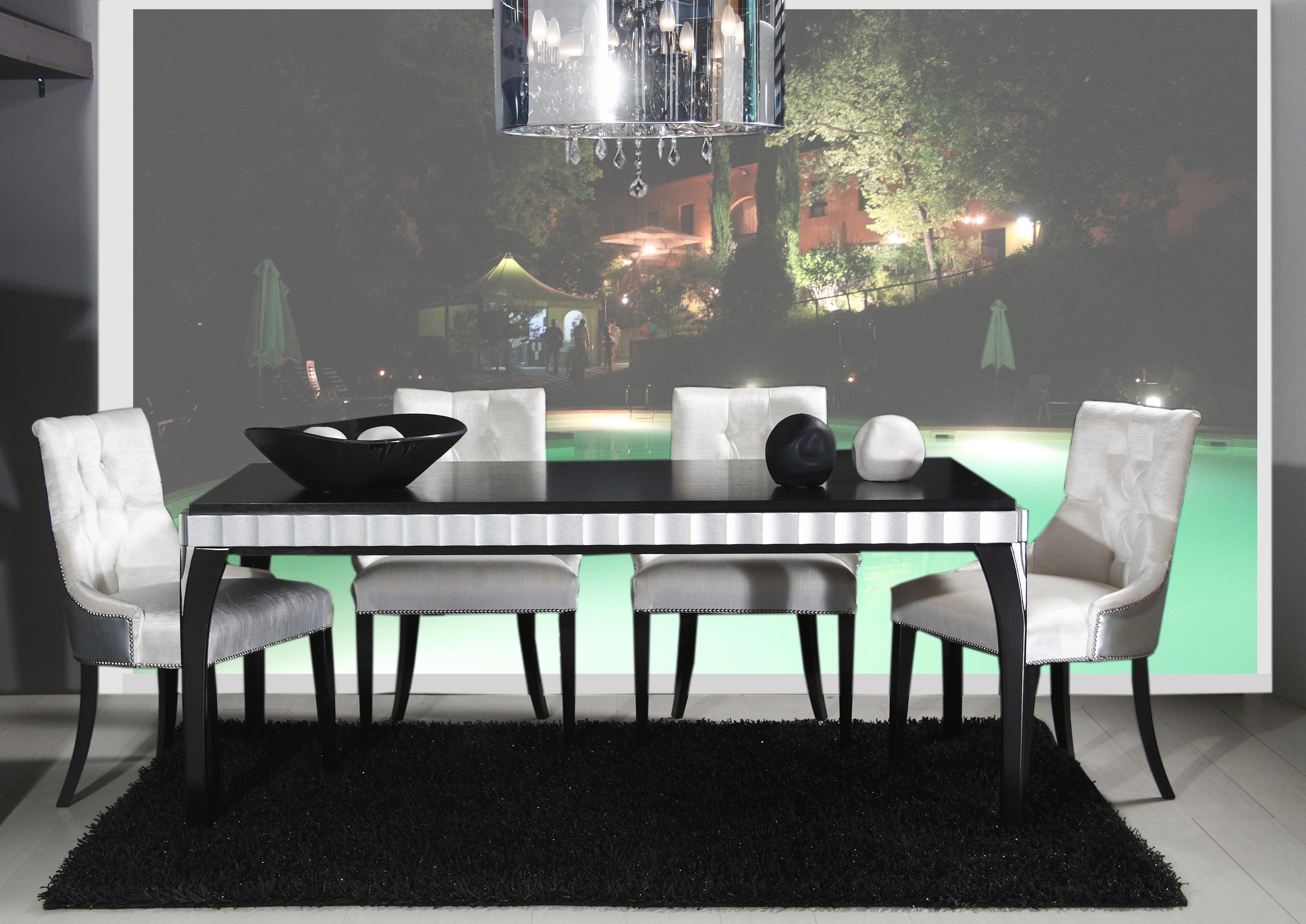 Set Sala Da Pranzo Design 1 1000 Pezzi #2E9D65 3028 2142 Sala Da Pranzo Foto Di Design
