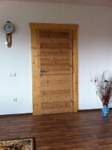 Двері, Вікна, Сходи - Хвойні, Двері, BRAD VECHI DE PESTE 100 DE ANI!