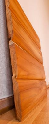 Mouldings - Profiled Timber - Teak FSC Exterior Cladding