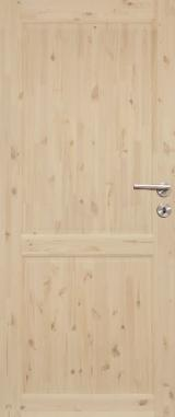 FSC Certified Finished Products - Pine  - Redwood Doors from Poland