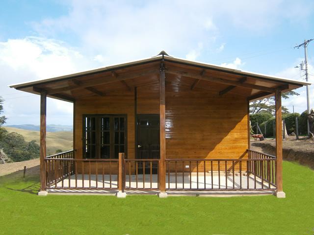 Casas prefabricadas 1 0 600 0 m2 per month - Casa madera economica ...