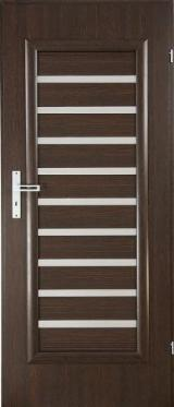 Doors, Windows, Stairs - Hardwood (Temperate), Doors, Oak (European)