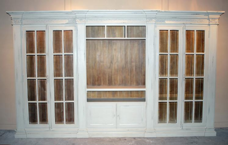 A-french-style-entertainment-bookcase