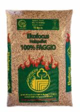 Pellets - Briquets - Charcoal, Wood Pellets, Beech (Europe)