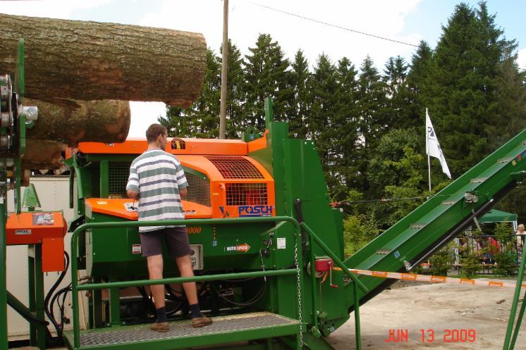transformer vos grumes en bois de chauffage