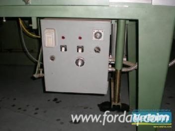 For sale: Press (Postforming machine), EVANS, 0100