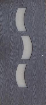 Puertas, Ventanas, Escaleras - Maderas blandas, Puertas, MDF/HDF