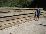 null - Alt Holz Balken - Eiche