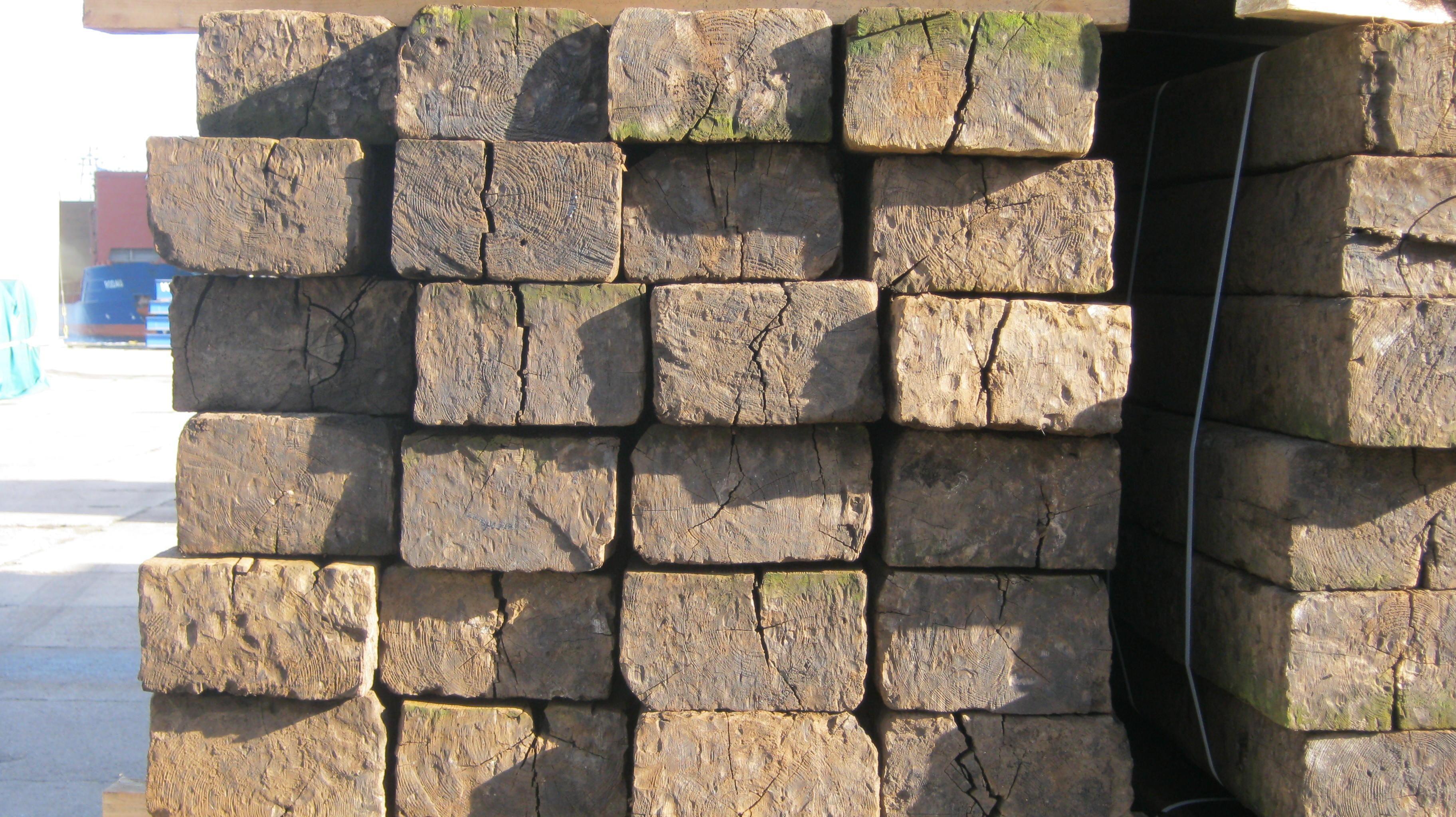 Railway sleepers for sale lincolnshire