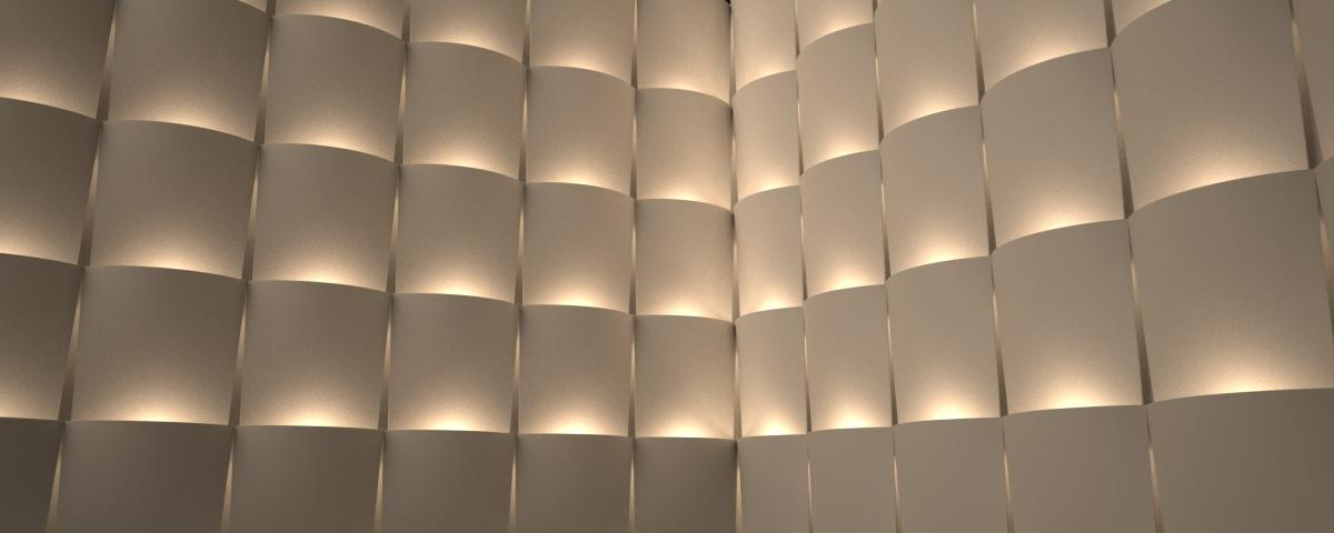 Indoor Wall Paneling Designs stunning modern style padded wall panels gray interior design combined with pendant lamp with white lampshade Source Imagesfordaqcom Report Interior Wall Panels