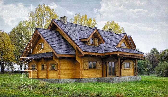 Les maisons en bois maison bois abris de jardin polognaise  ~ Maison Bois Pologne
