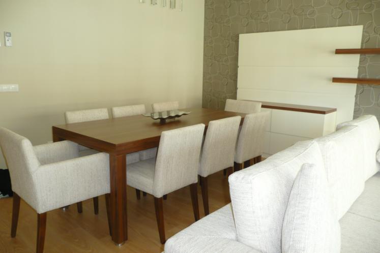 Venta Dining Room Chairs Sillas De Comedor Diseño Madera Africana ...