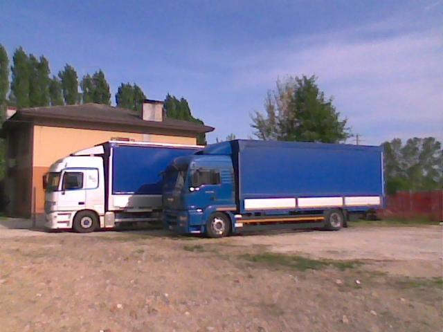 Transport Routier Palettes Veneto Nord