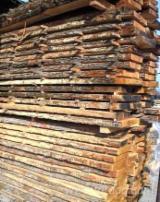 Laubholz  Blockware, Unbesäumtes Holz Rumänien - Blockware, Laubholz