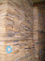 Hardwood  Sawn Timber - Lumber - Planed Timber For Sale Germany - 27x160mm SEKD OAK