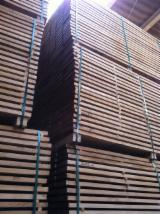 Laubschnittholz, Besäumtes Holz, Hobelware  - Bretter, Dielen, Eiche, PEFC