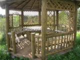 Garden Products Other Certification - wooden pavilions, gazebos for your garden