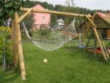 Traditional Children's Room - Swing, playground