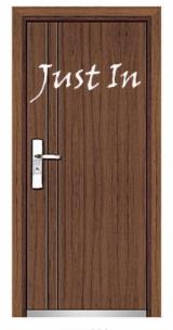 solid door laminated PVC