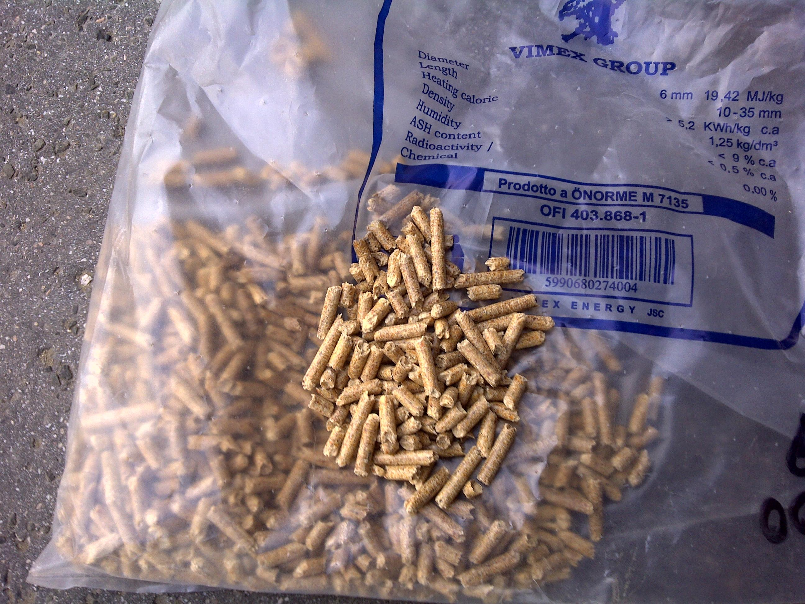 Wood Pellets France ~ Heating systems holz wood pellet onorm m ce