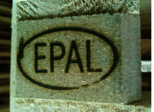 Euro Pallet   EPAL