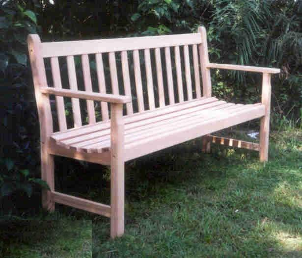 Panchine da giardino tradizionale 100 0 150 0 for Panchine da giardino ikea