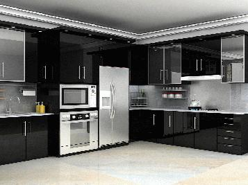 Kitchen sets, Design
