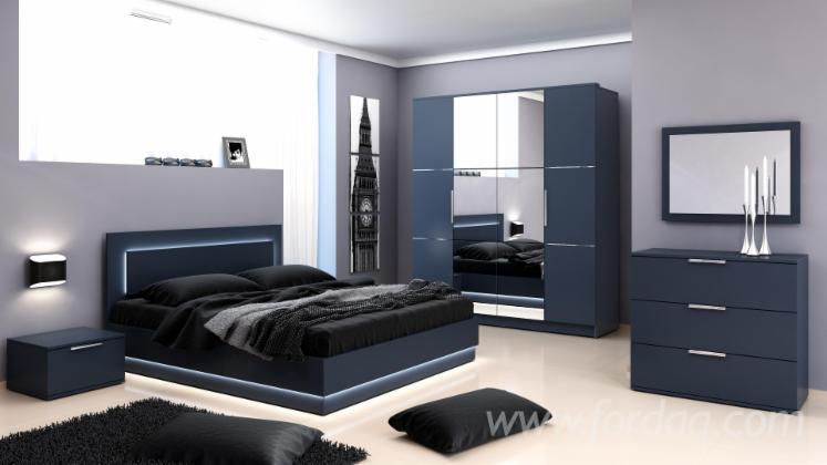 Vendo arredamento camera da letto contemporaneo other materials pannelli mdf - Vendo camera da letto usata ...