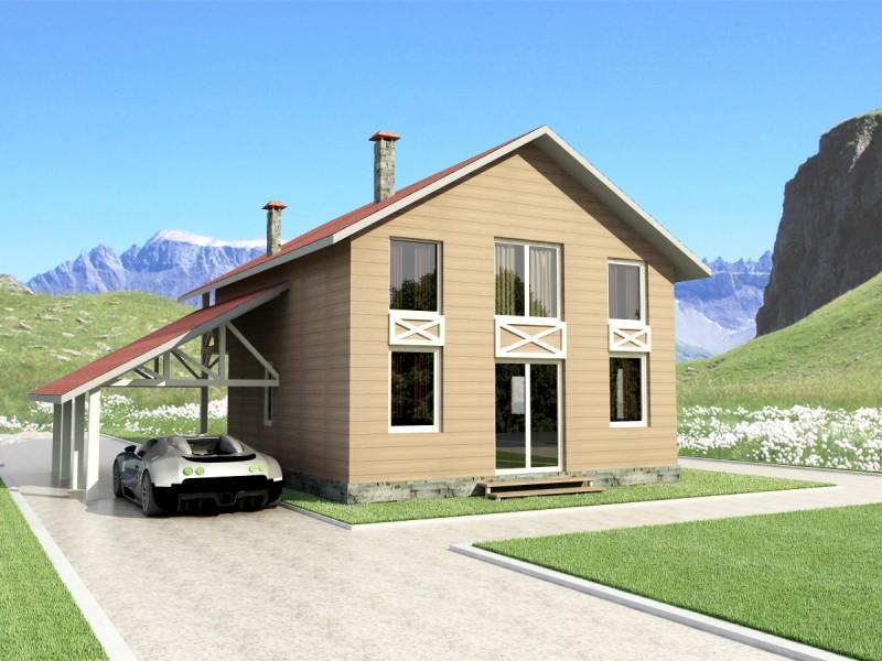 Timber framing cost per m2