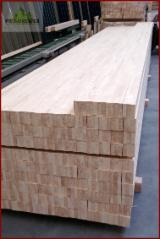 FSC Spruce  Glued Window Scantlings from Poland