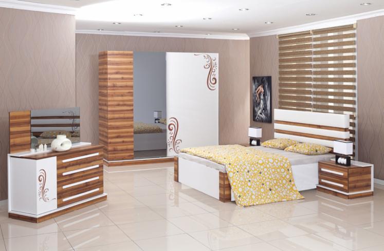 Arredamento Camera Da Letto Marrone : Vendo arredamento camera da letto contemporaneo latifoglie europee