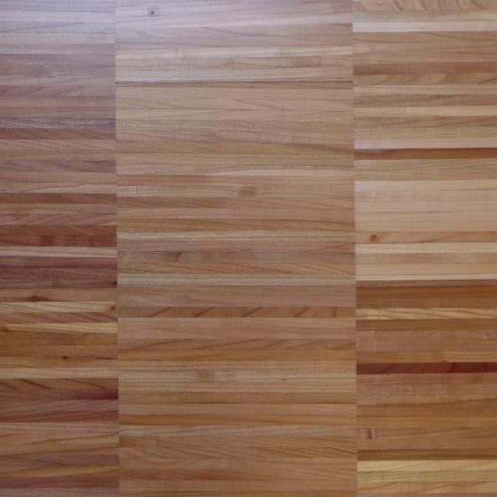vend parquet massif bois debout merisier 20 mm croatie. Black Bedroom Furniture Sets. Home Design Ideas