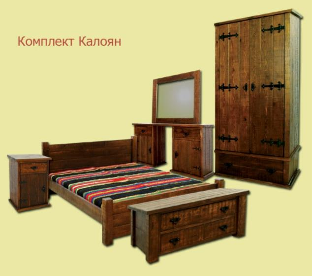 Bedroom sets, Country, 20   200 pieces