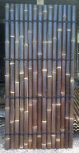 Bamboo Garden Products - BLACK BAMBOO INDONESIA FOR PANEL AND FENCE