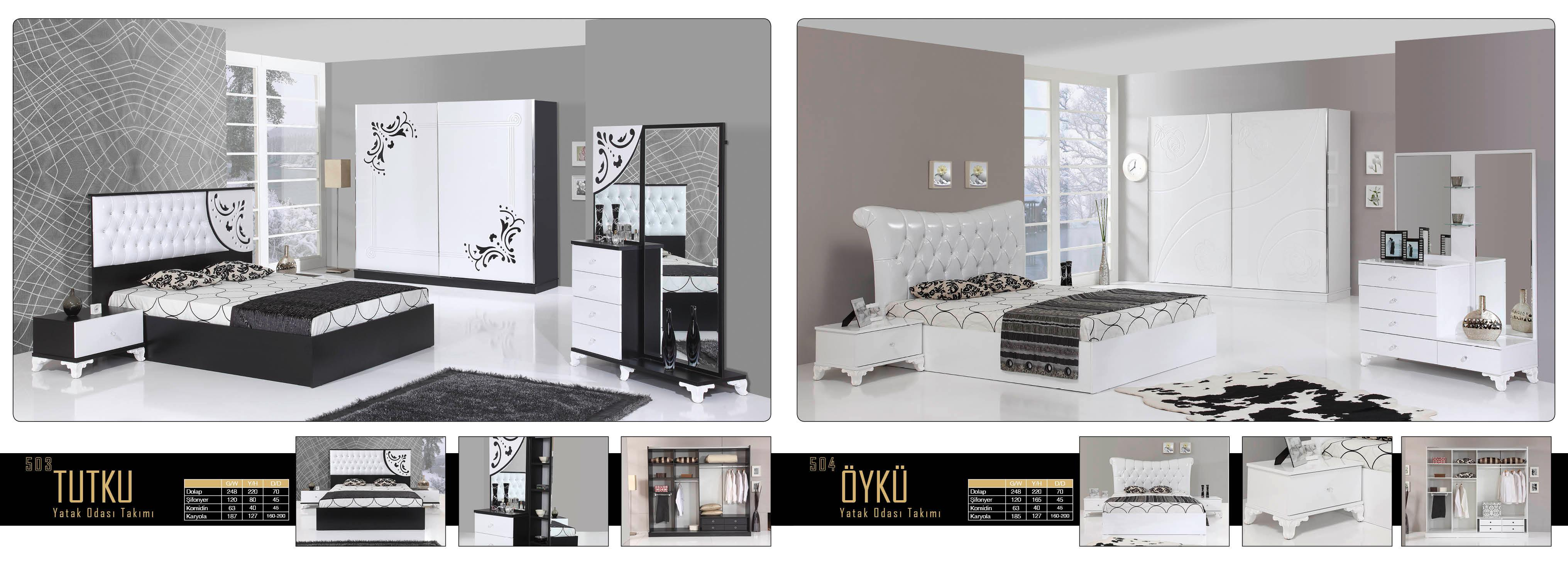 chambre a coucher moderne. Black Bedroom Furniture Sets. Home Design Ideas