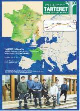 Hardwood  Sawn Timber - Lumber - Planed Timber France - Strips, Oak (European)
