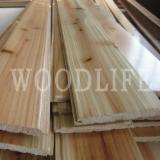 Larch  Mouldings, Profiled Timber - Larch Exterior Cladding, 20 mm thick
