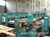 Complete factory for board production